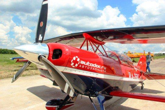 VII фестиваль частной авиации