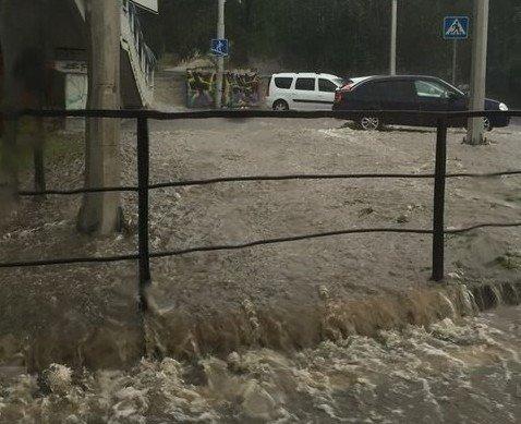 В Ростове собираются ввести новую систему ливневой канализации