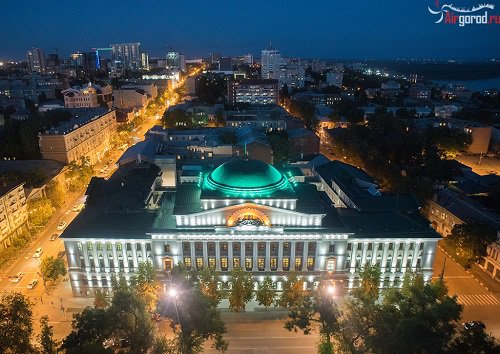 Посетители аэропорта Ростова-на-Дону смогут оценить вид донской столицы с высоты
