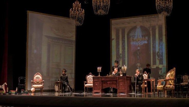 Очередной сезон завершают театры Астрахани