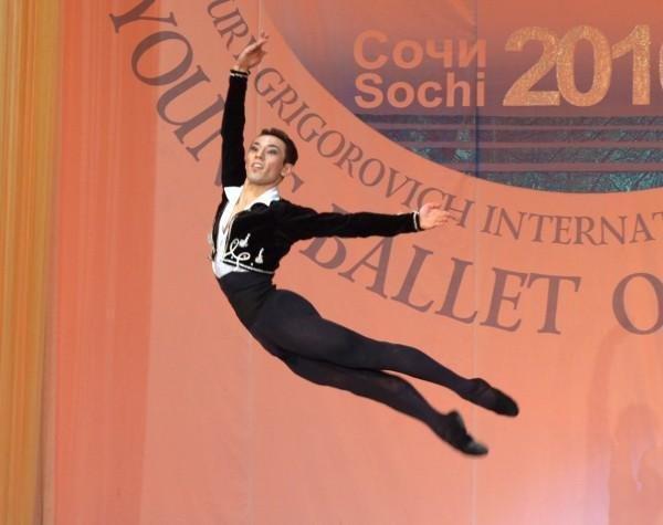В Сочи завершился конкурс «Молодой балет мира»