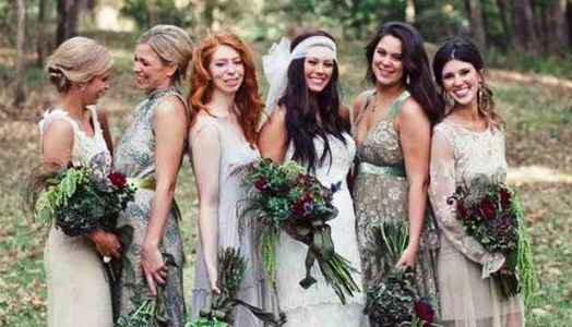 Фестиваль эко-свадеб пройдет в Волжском