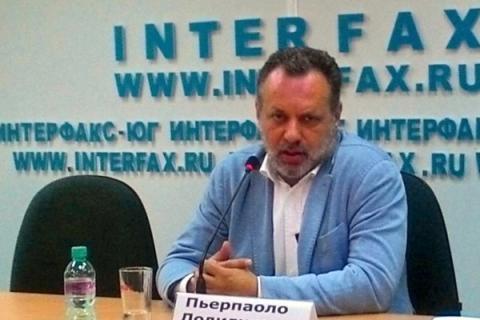 Генконсул Италии в ЮФО рассказал о перспективах сотрудничества с Ростовской областью