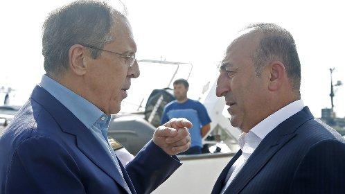 В Сочи прошли переговоры между Россией и Турцией