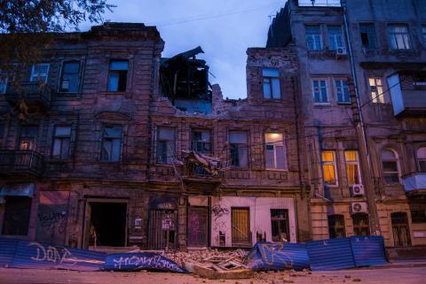 Ливень в Ростове вызвал немало последствий