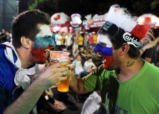 В Краснодарском крае запретят продавать спиртное возле стадионов и фан-зон на ЧМ по футболу 2018 г.