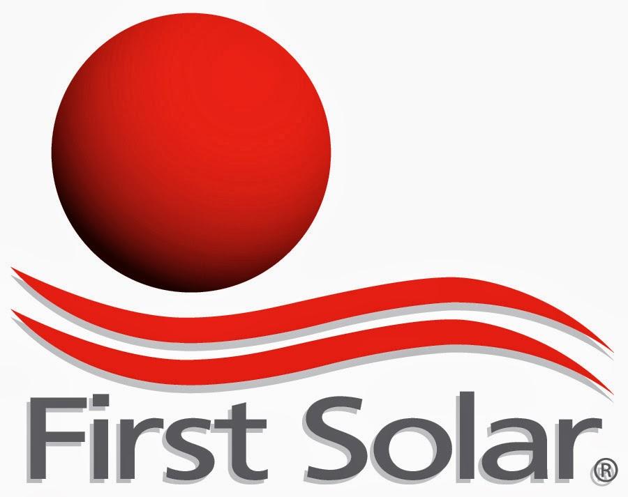 ���� �� ������ ������ ����� First Solar