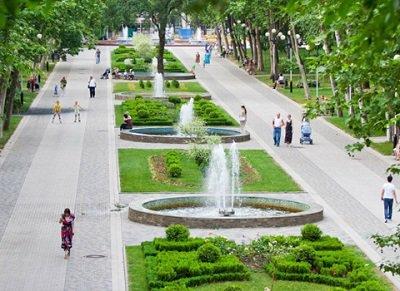 В Краснодаре должна появиться новая парковая зона