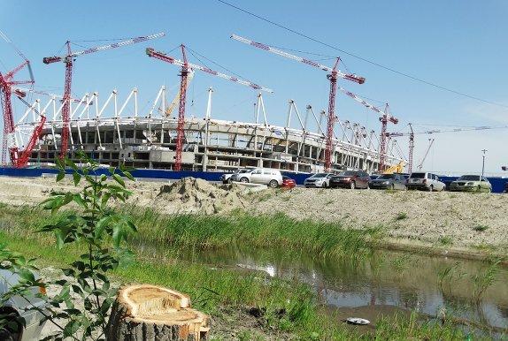 Левобережной зоне Ростова предстоит реконструкция