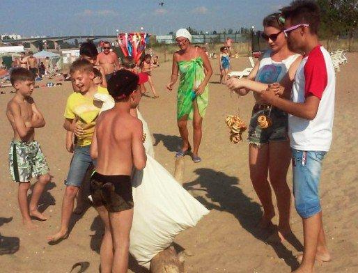 Фото с камышинского пляжа 39