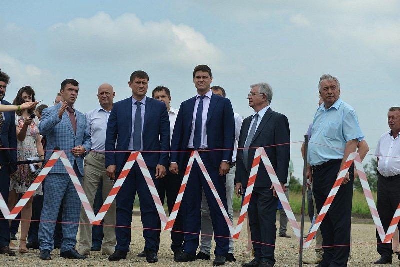 Под Краснодаром начато строительство электрической подстанции «Восточная промзона»