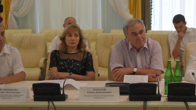 Глава Адыгеи поддержал идею создания Ассамблеи народов черноморско-кавказского региона