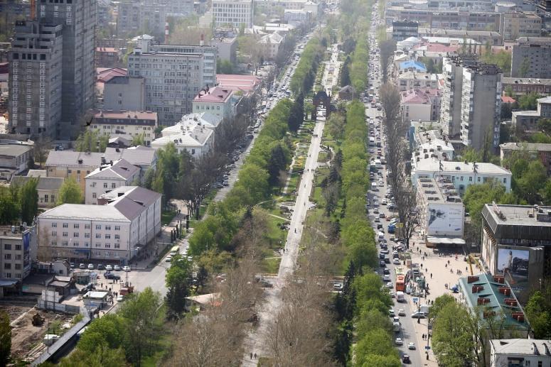 В Краснодаре вступили в действие ограничения по этажности зданий