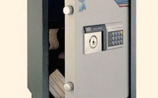 Основные разновидности офисных сейфов