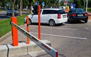 Краснодар опутывает сеть платных парковок