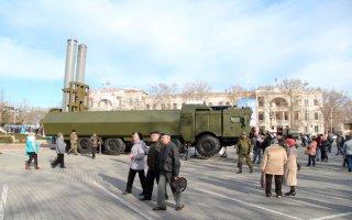 Руководство «Алмаз – Антей» посетило Севастополь