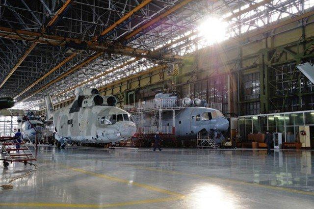 Ростовская область обзаведется вертолетным кластером
