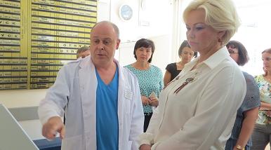 В Ростовской области внедряют проект «Школьная медицина»
