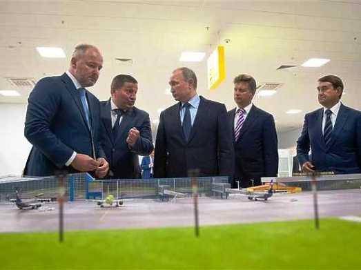 На заседании президиума  Госсовета в Волгограде В. Путин призвал сделать все возможное для возрождения речного транспорта