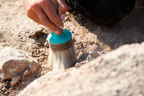 НаКубани отыскали детское захоронение неведомой цивилизации