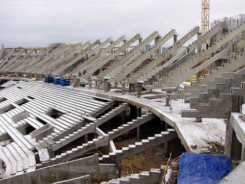 В станице Алексеевская возвели стадион всего за 3 месяца