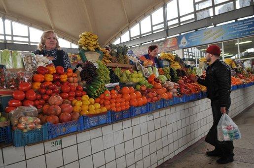 50% продуктов на прилавках Краснодарского края должны быть местными к 2018 г.
