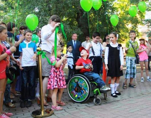 В Ростове открыли игровой центр, адаптированный  для детей с ограниченными возможностями