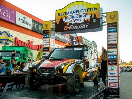 Финальный этап чемпионата страны по ралли-рейдам