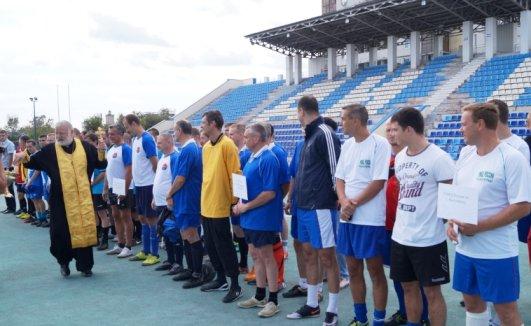 Футбольный турнир памяти Д. Маковкина  прошел в Волгограде
