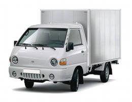 Грузоперевозки по Москве и области на автомобилях Hyundai Porter