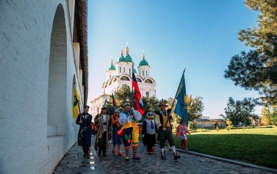 Пятый международный фестиваль театров кукол