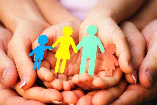 В Волгоградской области 500 детей из детдомов живут в замещающих семьях