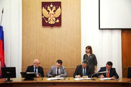 Контракт на строительство маслоэкстракционного завода в Волгоградской области второй раз подписан с американским инвестором