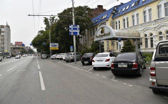 Первая перехватывающая парковка в Ростове должна открыться к середине декабря