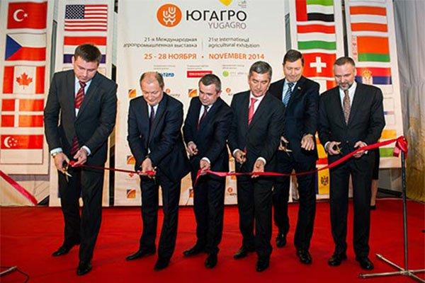Более тридцати стран будут представлены на международной выставке «ЮГАГРО» в Краснодаре