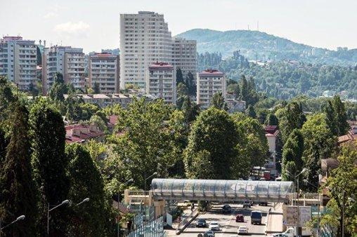 В Сочи проходит первый урбанистический форум