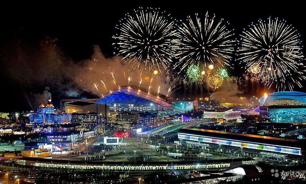 Преимущества Нового года в Сочи