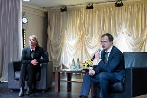 Министр культуры РФ посетил с рабочим визитом Астрахань
