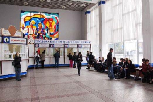 Майкопский железнодорожный вокзал признан небезопасным