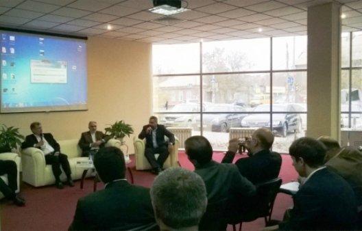 Представители Ирана обсудили сотрудничество с предпринимателями Астраханской области