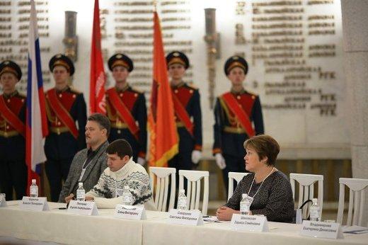 В Волгограде прошла конференция на тему роли Сталинградской битвы в истории