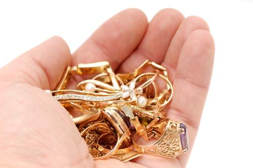 Деньги под залог золота
