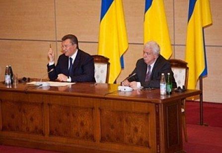 Сегодня В. Янукович даст показания в режиме видеоконференции Святошинскому районному суду г. Киева