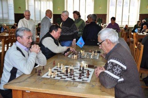Шахматно-шашечный турнир для инвалидов и пенсионеров прошел в Ахтубинске