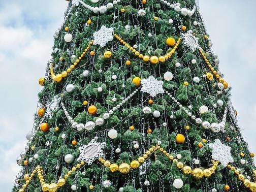 300 мероприятий пройдут в декабре в Краснодаре в рамках подготовки к Новому Году