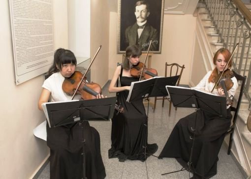 В Астрахани отметят 140-летие со дня рождения П. Догадина