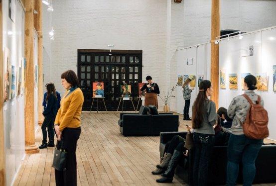 В Астрахани открылась экспозиция репродукций Ван Гога