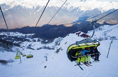 В Сочи собираются построить еще четыре горнолыжных курорта