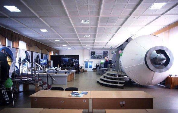 В Новочеркасске проходят испытания космонавтов