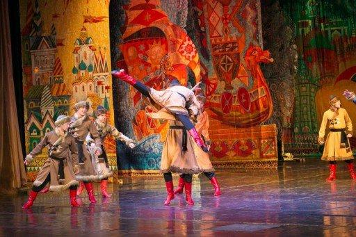 19 тыс. ребят смогут увидеть  в Краснодаре новогоднее представление